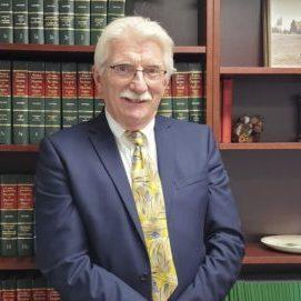 Alan Swanson, Attorney